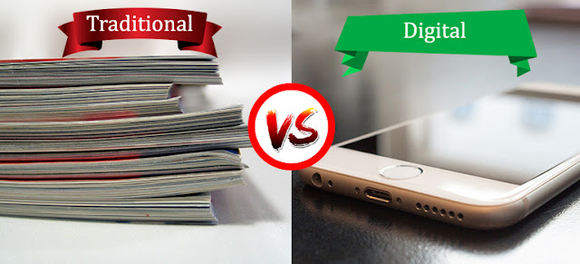 Traditional Or Digital: Which Should You Go For?
