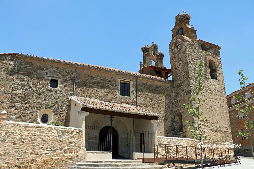 Iglesia de Santiago, Alba de Tormes