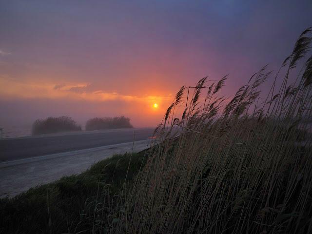 закат в Крыму самые красивые места