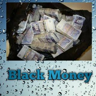 what is black money। इन हिन्दी काला धन क्या है