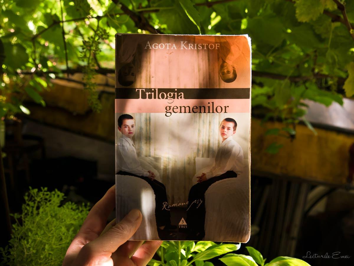 recenzie Trilogia gemenilor Agota Kristof