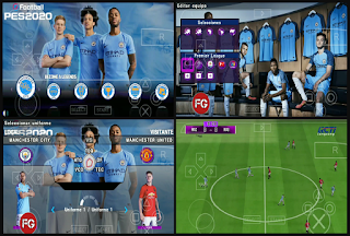 Download PES 2020 PPSSPP Chelito JBW PES Official Camera PS4 PSP Android