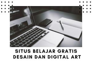 10 Situs Belajar Online Gratis Untuk Desain dan Digital Art