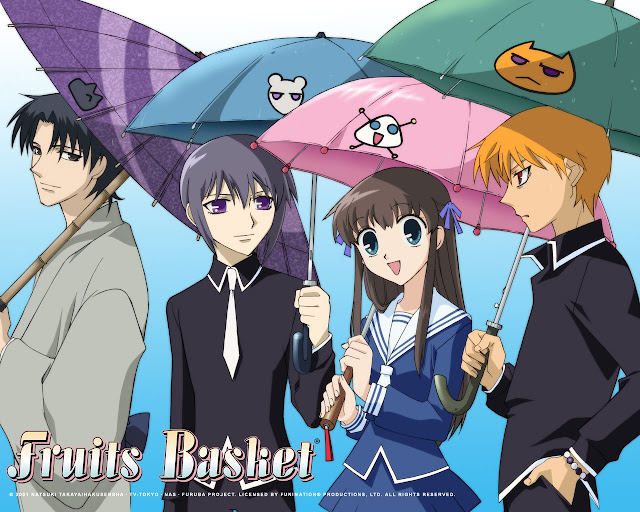 Fruits Basket (26/26) (55MB) (HDL) (Sub Español) (Mega)