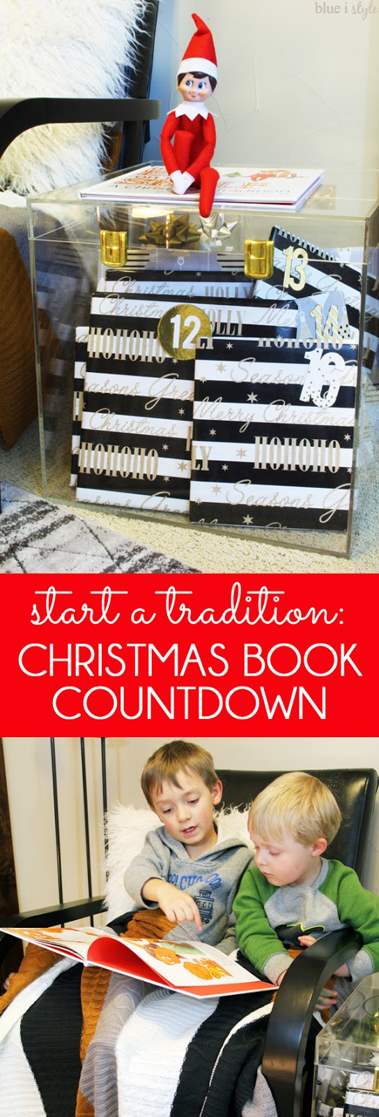 Christmas Book Advent Tradition