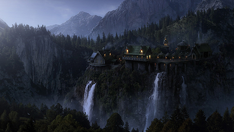 Mountain Landscape Wallpaper Engine