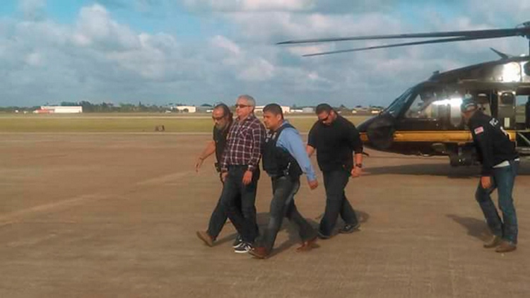 Ex narco gobernador priista es extraditado  por Italia a Estados Unidos