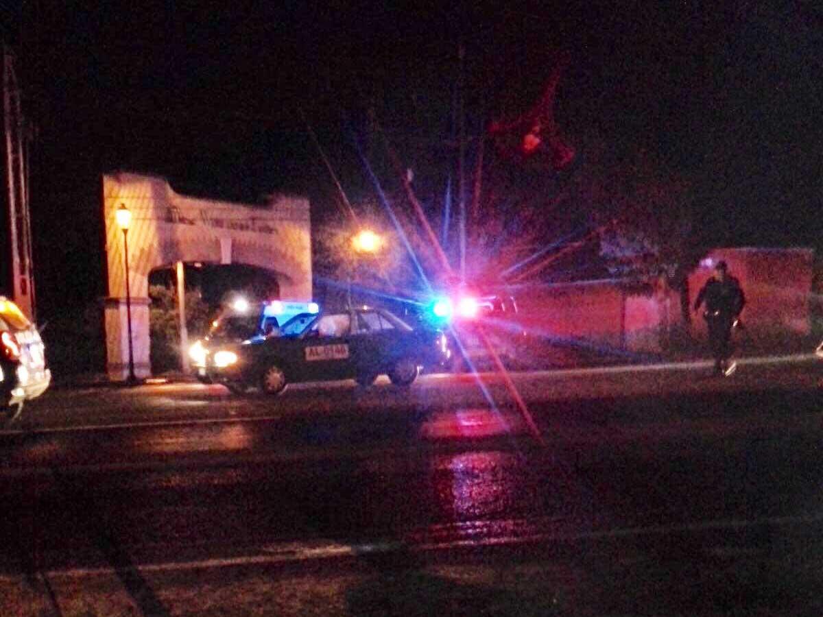Citan a 6 taxistas y ejecutan a 4 conforme iban llegando, en San Miguel de Allende,  Gto.