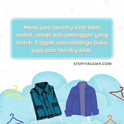 Tips Usaha Laundry