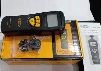 Darmatek Jual Smart Sensor AR-925 Digital Tachometer
