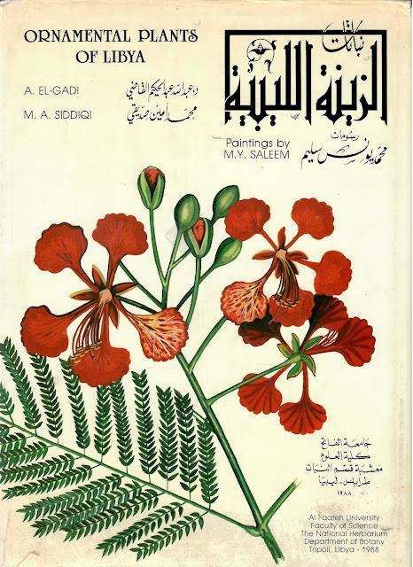 Ornamental Plants of Libya