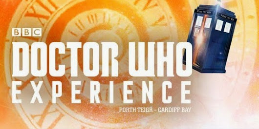 13 feels you'll feel at the Doctor Who Experience, Cardiff