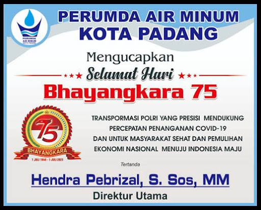IKLAN PDAM Padang