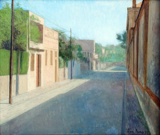 Àlex Prunés, Paisajistas españoles, Paisajes de Àlex Prunés, Pintor español, Pintores de Barcelona, pintores Catalanes