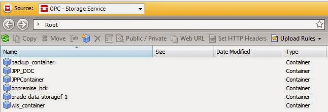 Oracle Cloud Solutions News: Cloudberry Explorer