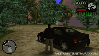 gta liberty stories ppsspp android