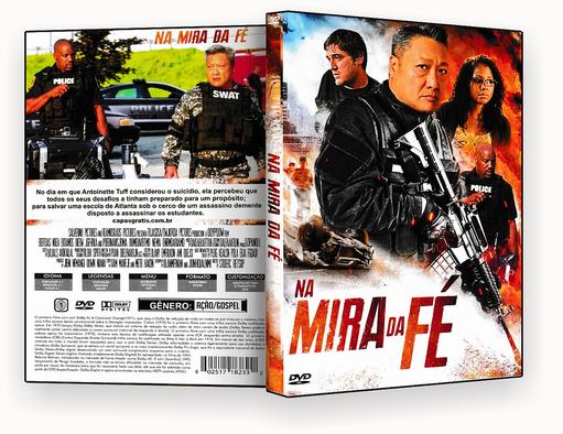 CAPA DVD – Na Mira da Fé 2 – ISO