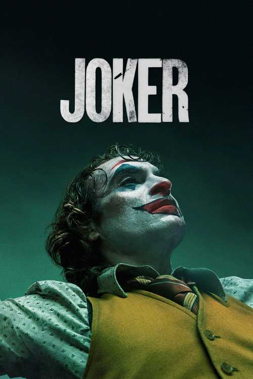 Joker [2019] [CUSTOM HD] [DVDR] [NTSC] [Latino]