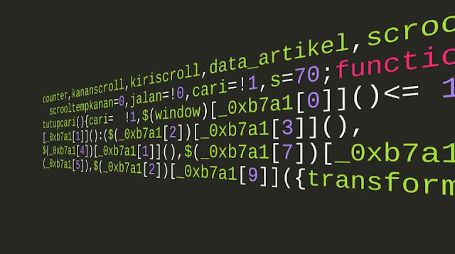 Menyamarkan Kode Javascript Agar Terhindar dari Pencurian Kode