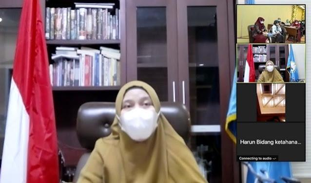 Naoemi Octarina Harap Pemenuhan Pangan B2SA Bisa Cegah Angka Stunting.lelemuku.com.jpg