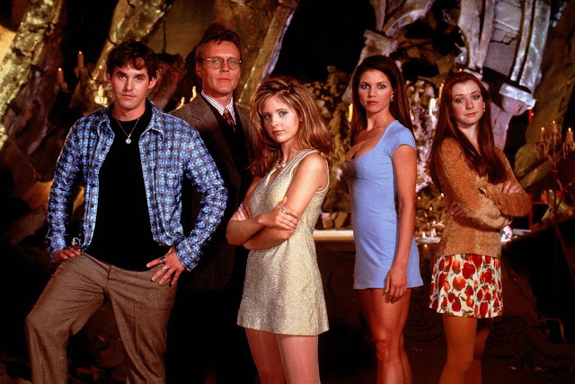 {A LOKA DAS SÉRIES} Buffy the Vampire Slayer
