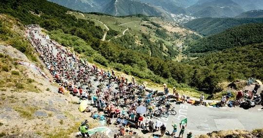 Los 8 datos curiosos de Strava en el Tour de France