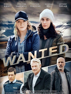 Wanted - 2ª Temporada Séries Torrent Download capa