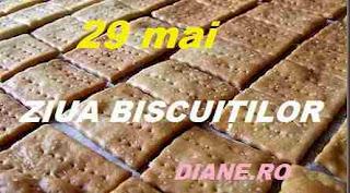 29 mai: Ziua biscuiților