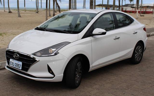Hyundai HB20S (Sedã) 2020