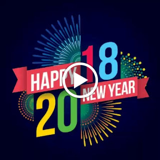 Narrative Happy New Year 2018 GIF