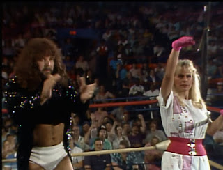 NWA Great American Bash 1988 - Greensboro Tour Review - Jimmy Garvin & Precious