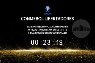 Copa Libertadores Final Intelsat 34 Biss Key Key 31 January 2021