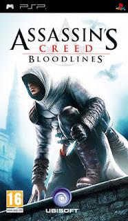 โหลดเกม Assassin's Creed Bloodlines .iso