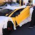 Sabes como é feito a entrega do Lamborghini Aventador?