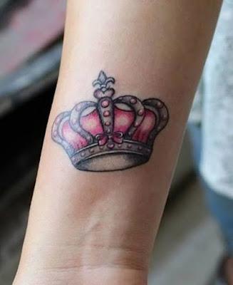 Tatuajes de coronas originales que estan geniales