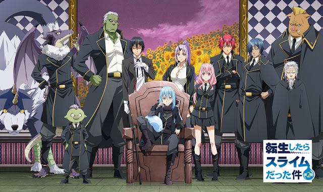 Baca Manga Tensei Shitara Slime Datta Ken Chapter 75 Bahasa Indonesia (Spoiler)