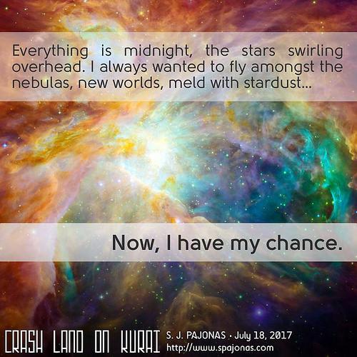 Crash Land on Kurai Teaser #3