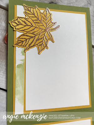 By Angie McKenzie for JOSTTT010 Design Team Inspirations; Click READ or VISIT to go to my blog for details! Featuring the Gather Together Bundle; #stampingtechniques #handmadecards  #stationerybyangie #autumncards #leaves #gathertogetherbundle #gathertogetherstampset #josttt010 #cardtechniques