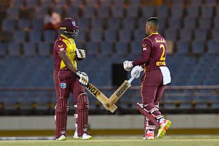 West Indies vs Australia 2nd T20I 2021 Highlights