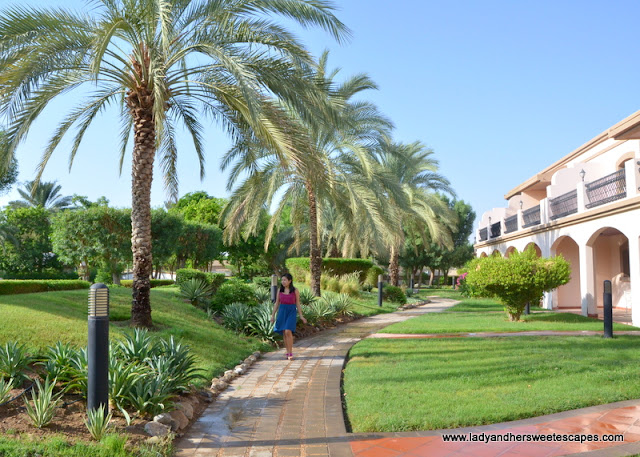 Danat Al Ain Resort villas