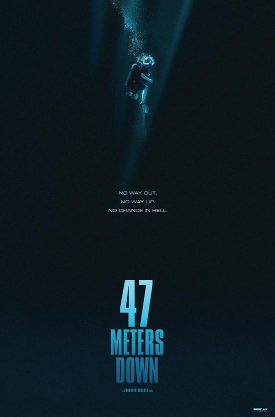 Dưới Đáy Đại Dương - 47 Meters Down