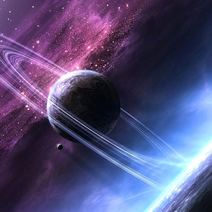 Epic Galaxy With Jupiter Wallpaper Engine Download