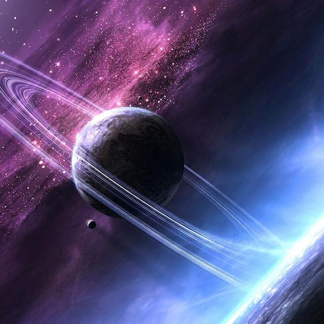 Epic Galaxy with Jupiter Wallpaper Engine
