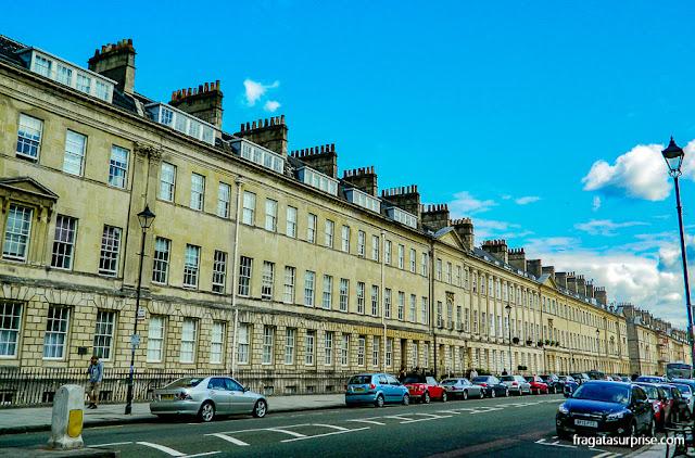 Conjunto georgiano de Great Pulteney Street, Bath, Inglaterra