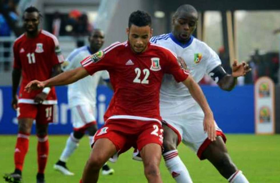 AFCON 2015 - Congo hold Equatorial Guinea to 1-1 draw