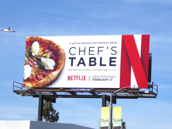 Chefs Table season 3 billboard