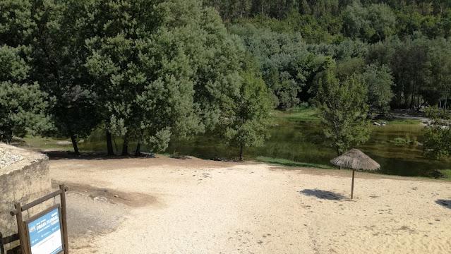 Areal Praia de Verim