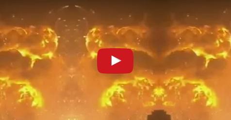 VIDEO: Gudang Senjata Milik Israel Meledak Sangat Dahsyat Dan Titik Api Semakin Meluas