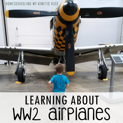 If your kids are interested in WW2 airplanes, here are a few resources for helping them explore their interests.  From museums to books to video games and more.
