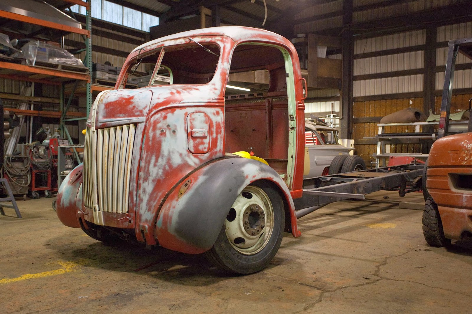 View 1947 Ford Coe
